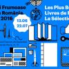 Cele Mai Frumoase Cărți din România, la Institutul Francez din București