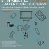 Apel pentru înscrieri, în cadrul CINETic Hackathon : THE CAVE – experiment și experiență