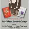 Dublă lansare de carte, la USR Cluj