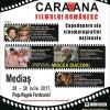 """Mircea Diaconu, invitat special  al """"Caravanei filmului românesc"""", la Mediaş"""