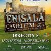 Artiști de notorietate națională și internațională, la ENISALA CASTELFEST 2017