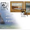 Timbrul românesc te invită să admiri peisaje marine în pictură