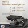 "Ioana Nicolae, invitată la ""Întâlniri cu prozatoare contemporane"", la MNLR"