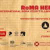 """Actrițele Alina Șerban și Mihaela Drăgan, invitate la Festivalul de Roma Storytelling """"Eroi romi"""""""