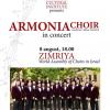 "Corala ""Armonia"" participă la Festivalul Coral Zimriya de la Akko"