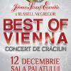 Johann Strauss Ensemble & Russell McGregor aduc strălucirea Crăciunului vienez în România
