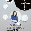 Cecilia Ștefănescu, muzeograf de o zi la MNLR