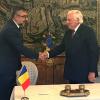 Semnarea Acordului-cadru pentru organizarea Festivalului Europalia România
