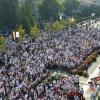 Peste 6.000 de tineri, la slujba Sfintei Liturghii din cadrul Întâlnirii Internaționale a Tinerilor Ortodocși de la Iași