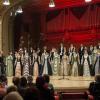 """Nelipsit de la Festivalul George Enescu, Corul Național de Cameră """"Madrigal – Marin Constantin"""" concertează la Ateneu"""