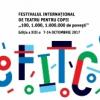 """Festivalul Internațional de Teatru pentru Copii revine cu """"100, 1.000, 1.000.000 de povești"""""""