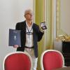 """Scriitorul Geo Vasile, premiat pentru traducere la Festivalul Mondial de Poezie """"Mihai Eminescu"""" de la Craiova"""