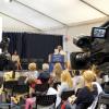 Astronautul Dumitru Prunariu, academicianul Nicolae Zamfir, atleta Doina Melinte – printre personalitățile ce au onorat deschiderea anului școlar la Liceul Teoretic Naţional
