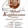 Celebrarea politicianului cărturar: bicentenar Mihail Kogălniceanu