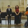 Tineri muzicieni au concertat în  celebra biserică St. Martin-in-the-Fields de la Londra
