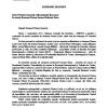 Scrisoare deschisă UNITER către Primăria Municipiului București