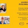 Anamaria Antoci și Simona Deaconescu, la Galeria Întâlnirilor