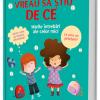 """""""VREAU SĂ ȘTIU DE CE"""", de Charlotte Grossetête, titlu nou în Galaxia Copiilor"""