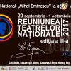 """Două spectacole ale Teatrului Național din București, la """"Reuniunea Teatrelor Naționale"""" de la Chișinău"""