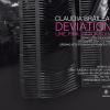 "Claudia Brăileanu expune "" DEVIATIONS/LINE, PINK…BLACK SQUARE"""