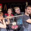 """Spectacolul """"Hänsel și Gretel """" al Teatrului """"Luceafărul"""" Iași, în premieră în Austria"""