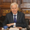 Academicianul Eugen Simion conferențiază la Teatrul Național București