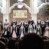 """Corul Național de Cameră """"Madrigal – Marin Constantin"""" a impresionat publicul sătmărean prin concertele de la Satu Mare și Medieșu Aurit"""