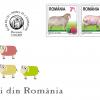 Rase de oi din România ilustrate pe mărcile poștale