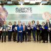 """Artista Maria Cioată, câștigătoarea Premiului I """"Lorenzo Il Magnifico"""" – categoria artă ceramică, acordat de Florence Biennale 2017 – Bienala Internaţională de Artă Contemporană de la Florenţa"""
