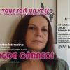 """Magda Cârneci, la """"Platoul cu poezie"""" / """"On vous sert un vers"""""""