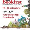 Duel livresc între Florin Iaru și Cristian Teodorescu, la Bookfest Brașov