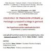 """Eveniment: """"Pentalogia cunoașterii lui Blaga"""" – tradusă complet în limba germană"""