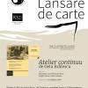 """Lansare de carte și lectură """"Atelier continuu"""" de Geta Brătescu, la MNLR"""