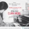 Dublu eveniment dedicat Clarei Haskil, la București: lansare de carte și conferință de presă