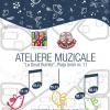 """Ateliere muzicale interactive pentru copii la Librăria """"La Două Bufnițe"""", modulul #5"""