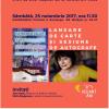 Scriitoarea și criticul de artă Catherine Millet vine pentru prima dată la Târgul de Carte Gaudeamus