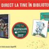 Topul vânzărilor Grupului Editorial ALL, la Târgul Internațional Gaudeamus 2017