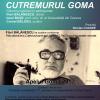 """Patru decenii de la """"Cutremurul Goma"""" – un colocviu despre curaj, rezistență și neuitare, Teatrul Național Craiova"""