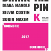 "Expoziția ""DRINK THE PINK"", la Atelier 030202"