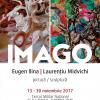 IMAGO – o nouă expoziție a artiștilor vizuali Laurențiu Midvichi și Eugen Ilina