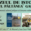"""Lansări de carte, la Muzeul """"Casa Cuza Vodă"""" din Galați"""