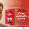 """Lansarea romanului """"Cronica unui negustor de sânge"""" de Yu Hua și demonstrație de caligrafie chineză, la Librăria Humanitas de la Cișmigiu"""