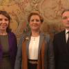 Președintele Institutului Cultural Român, doamna Liliana Țuroiu, a participat la sesiunea plenară a celui de-al doilea Comitet Mixt de Organizare de la Paris