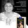 """Scriitori despre teoria literară la Cărturești Verona: """"Frumoasa necunoscută"""", de Carmen Mușat"""