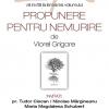 """Prezentarea volumului """"Propunere pentru nemurire"""", de Viorel Grigore"""