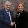 Președintele ICR și Secretarul de Stat din Ministerul Educației de la Chișinău au stabilit pași concreți de colaborare pentru anul 2018