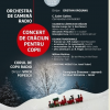 Concert de Crăciun pentru copii, la Sala Radio