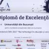 """Proiectul CNIV 2017 """"Noi tehnologii în educaţie şi cercetare"""", premiat la Edumanager.ro 2017"""