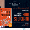 """""""Ruta subterană"""" de Colson Whitehead, cea mai bună carte americană de ficțiune a anului 2016 , în dezbatere la Librăria Humanitas de la Cișmigiu"""