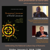 """Romanian Literature as World Literature"", la ICR New York"